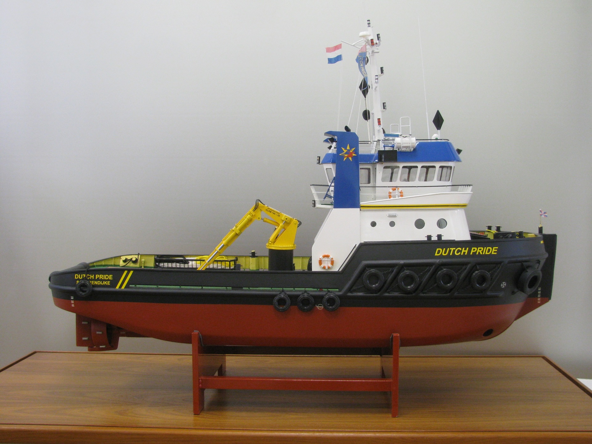dutch pride model