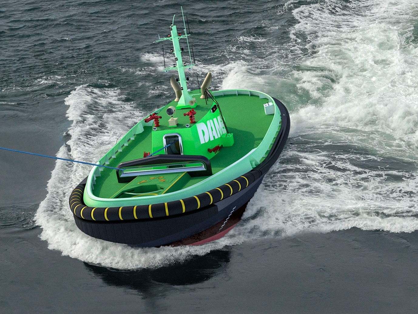Damen Onbemand AMU 2513 Artist Impression Edit Jelle