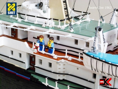 National Dutch Towage Museum organises LEGO® building contest!